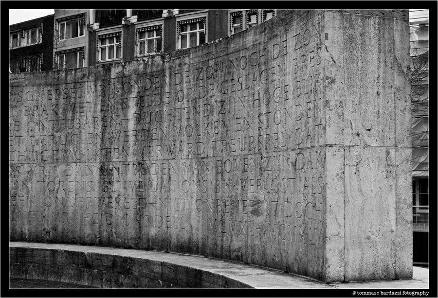 dam by scrawlmaster
