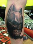 I'm Batman by tattoogari