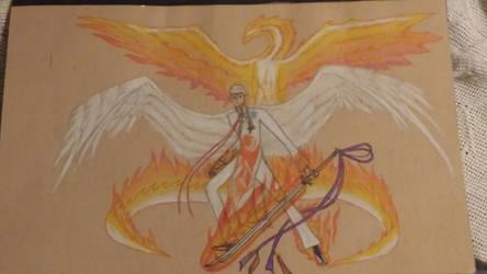 my angelic form :chrisiel
