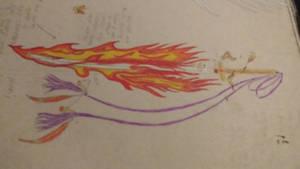 my sword of the spirit :hien