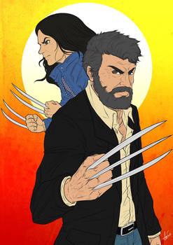 Logan and Laura (work in progress)