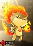 Fire Element Spirit Final (RAKATI)