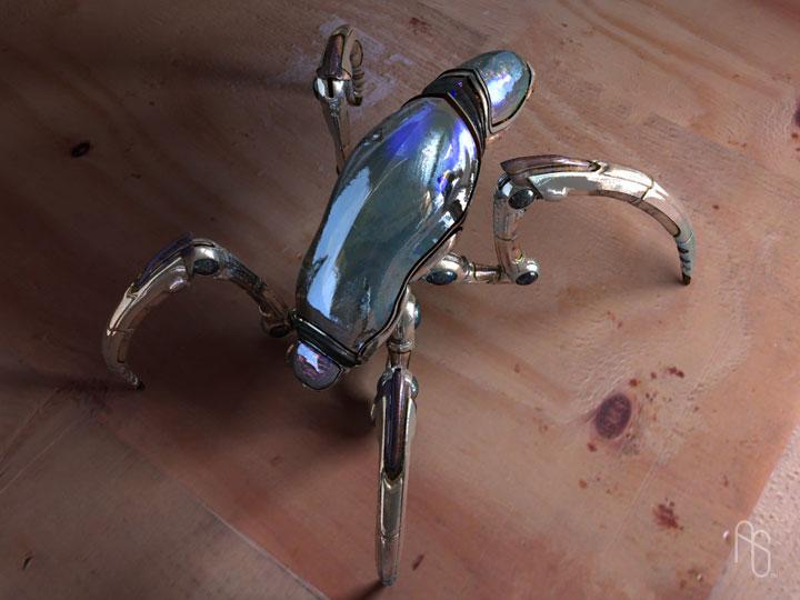 Robot Concept 7