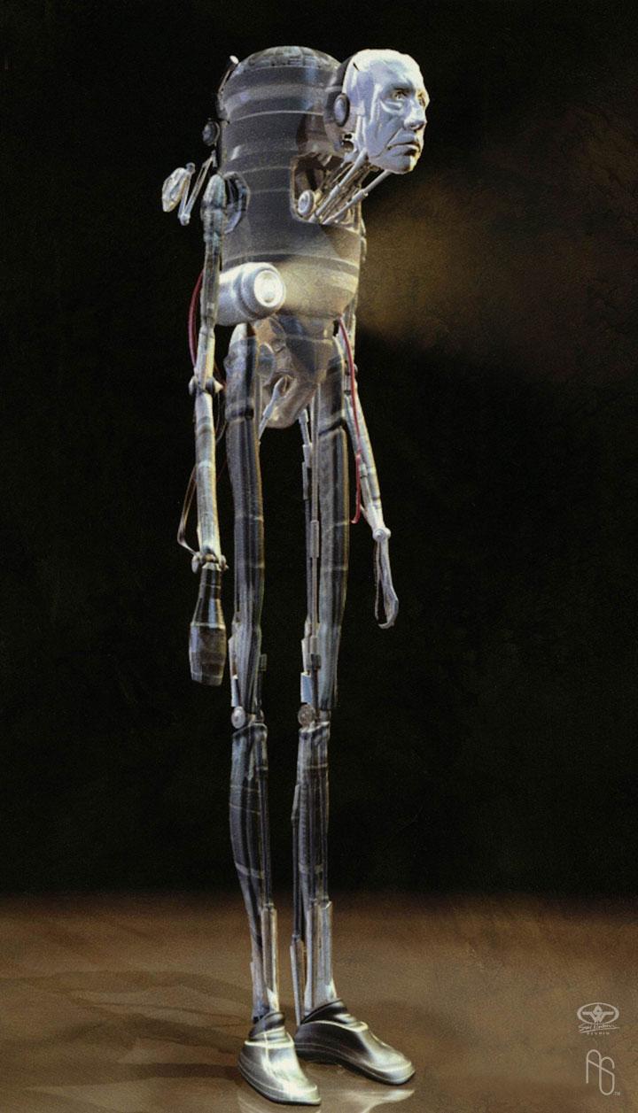 Gardener Robot by aaronsimscompany