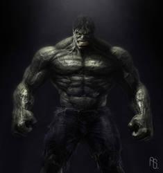 Hulk Body, The Incredible Hulk