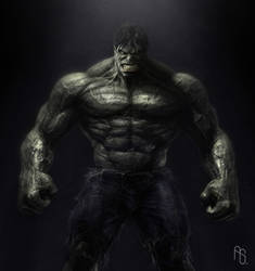 Hulk Body, The Incredible Hulk