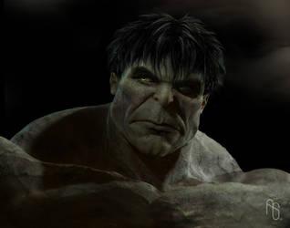 Early Hulk 3