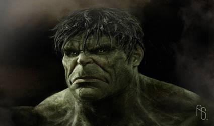 Early Hulk 2