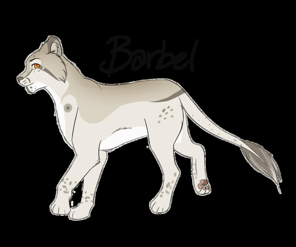 Contest entry barbel by lunilai on deviantart for Barbel art