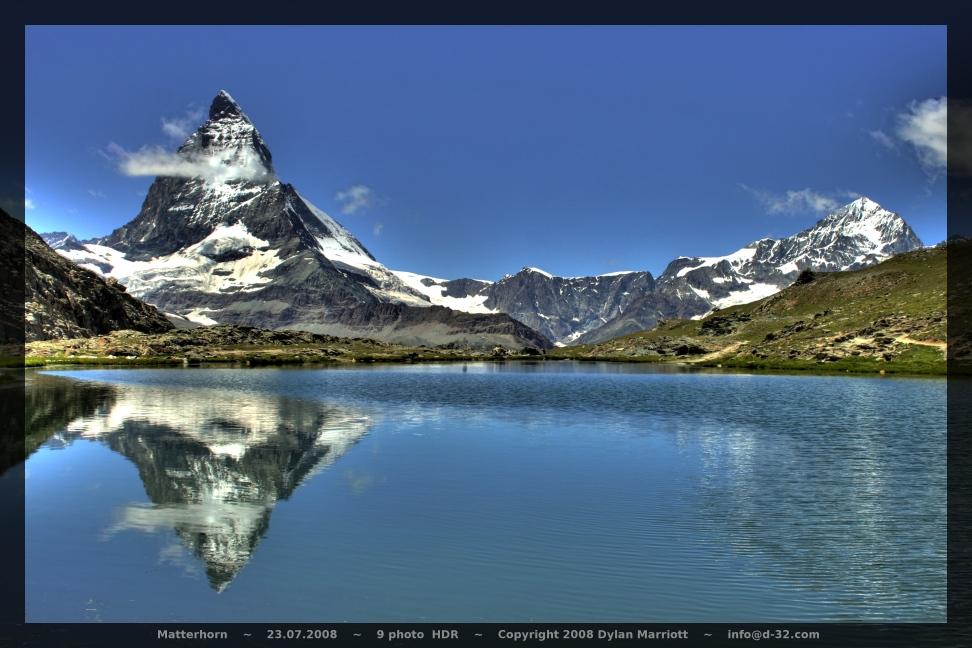 Matterhorn by D-32