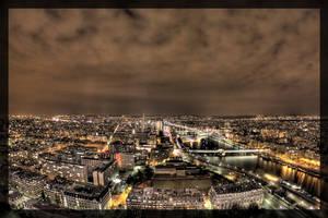 Paris 7 by D-32