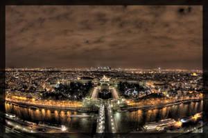 Paris 8 by D-32