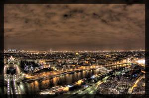 Paris 9 by D-32