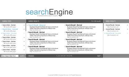 searchEngine - Updated