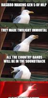 Inhaling Seagul meme