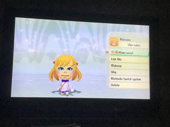 My Dora The Explorer Mariana Mii
