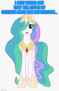 Sad Pony Sister Meme Today
