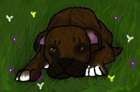 my baby girl by intoxicated-with-paw