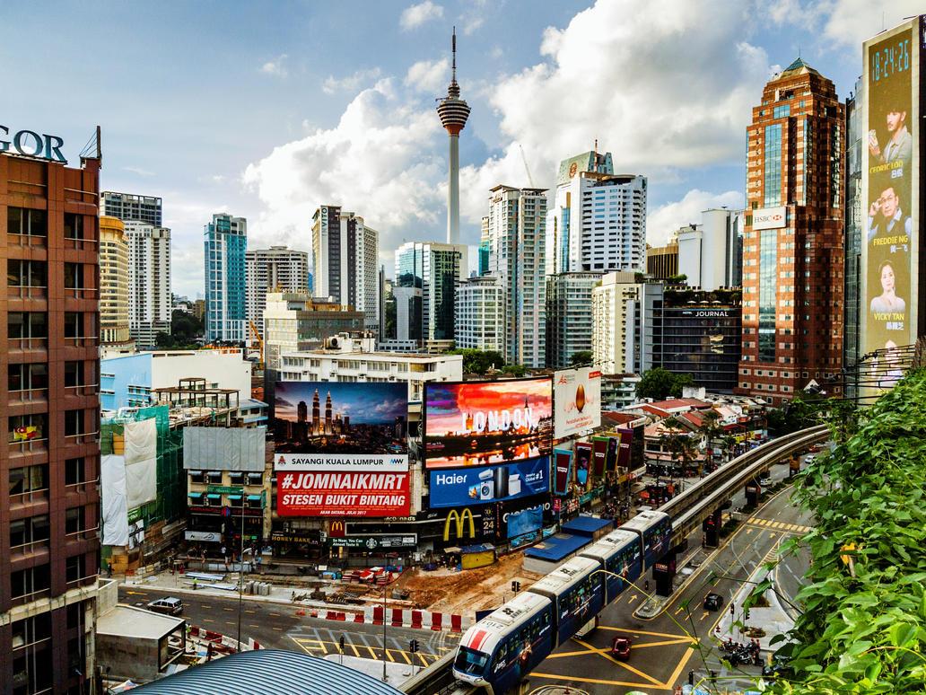 Kuala Lumpur  by airsteve