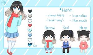 ref | hann | my persona