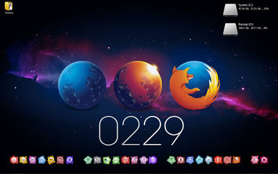 Windows 7 Desktop Firefox Nightly by oidoperfecto