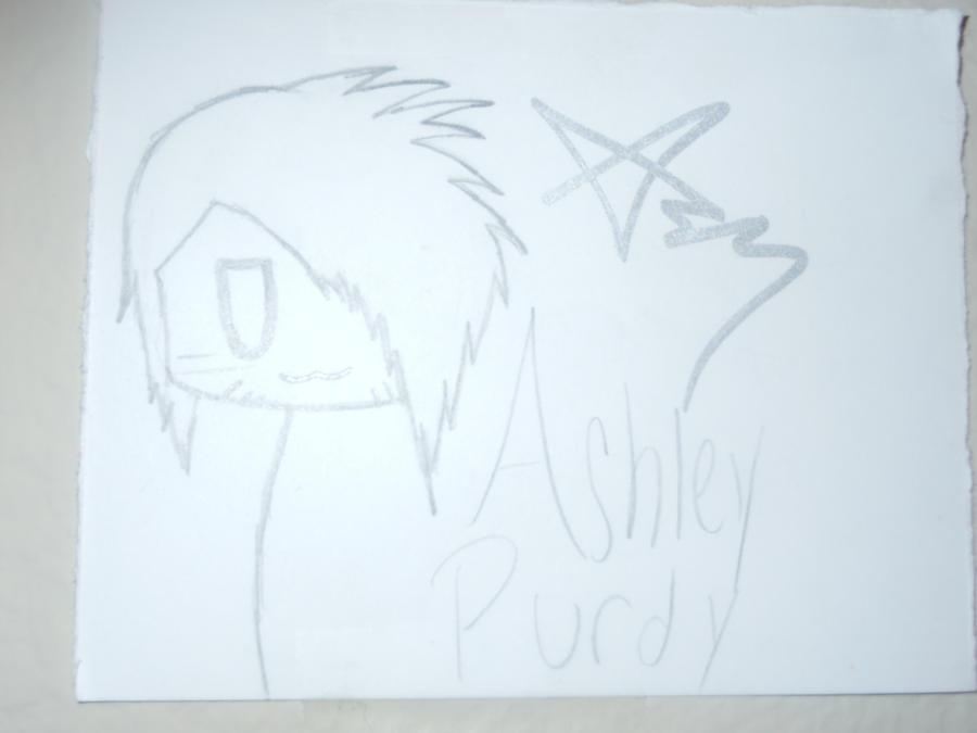Ashley Purdy Signature...