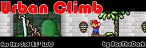 Urban Climb banner