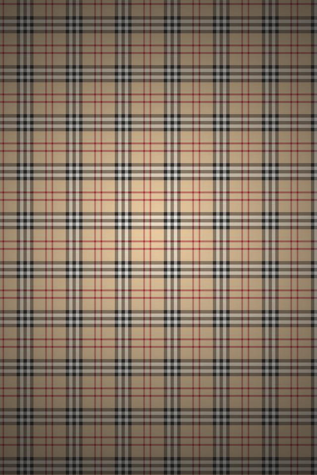burberry on iphone 4 by stephencn on