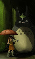 Totoro by Rucalok