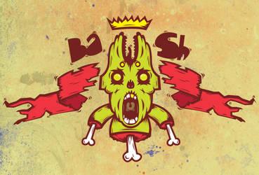 dead bunny king