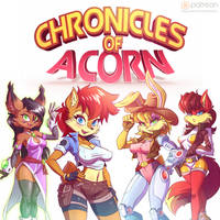 Chronicles of Acorn Announcment!