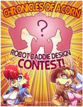 Robot Baddie Design Contest! *ENDS JULY 31st*