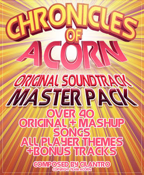 CoA Original Soundtrack Master Pack