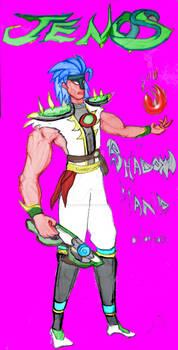 Jenos Alternate Costume design by me