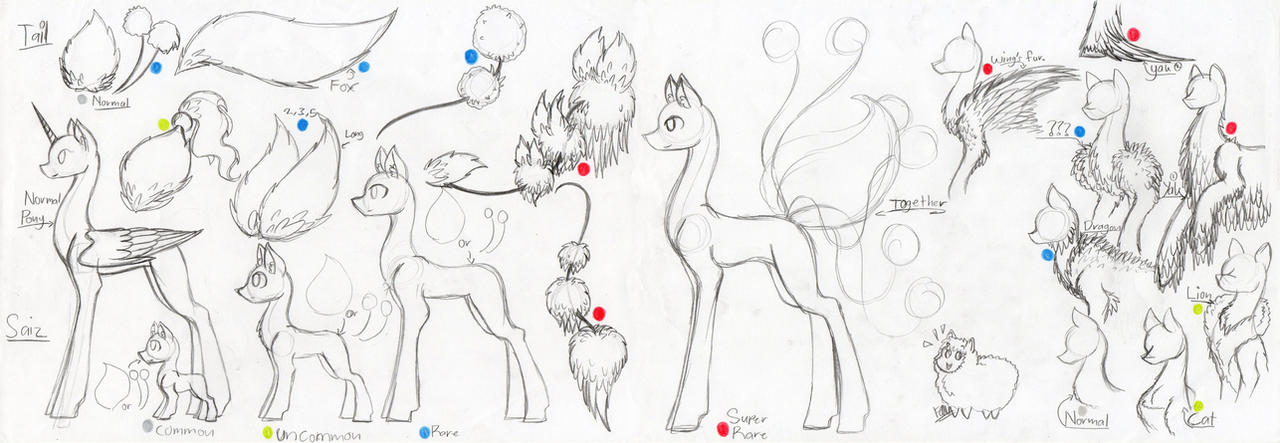 PomPony species by farahin001