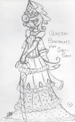 CH - Q.Baroness Von Bonbon (HC.C) by farahin001