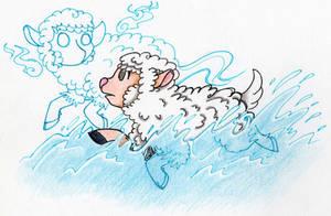 MCPDP: Water Sheep's spirit
