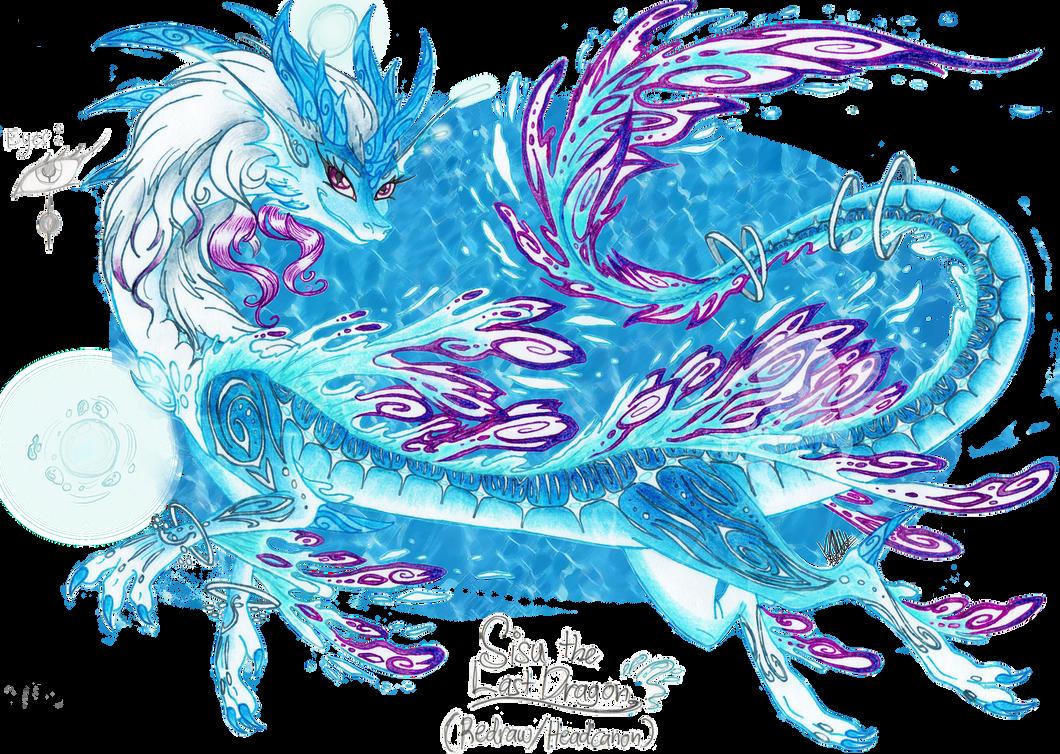 RATLD: Sisu - Redraw/Headcanon (BLUE Sea!)
