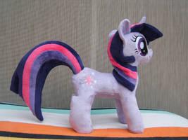 TwilightSparkle Plushie by EquestriaPlush