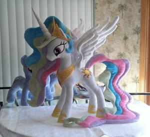 Princess Celestia Plush