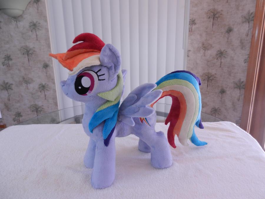 RainbowDash by EquestriaPlush