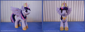 Princess Twilight Alicorn Plush