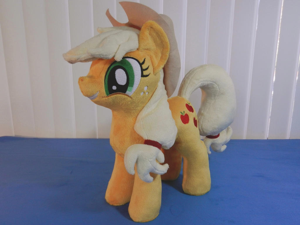 AppleJack Plush by EquestriaPlush
