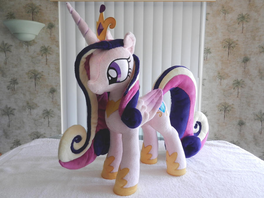 Princess Cadence Plush by EquestriaPlush