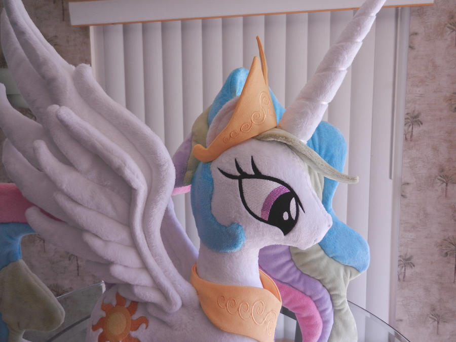 Princess Celestia by EquestriaPlush