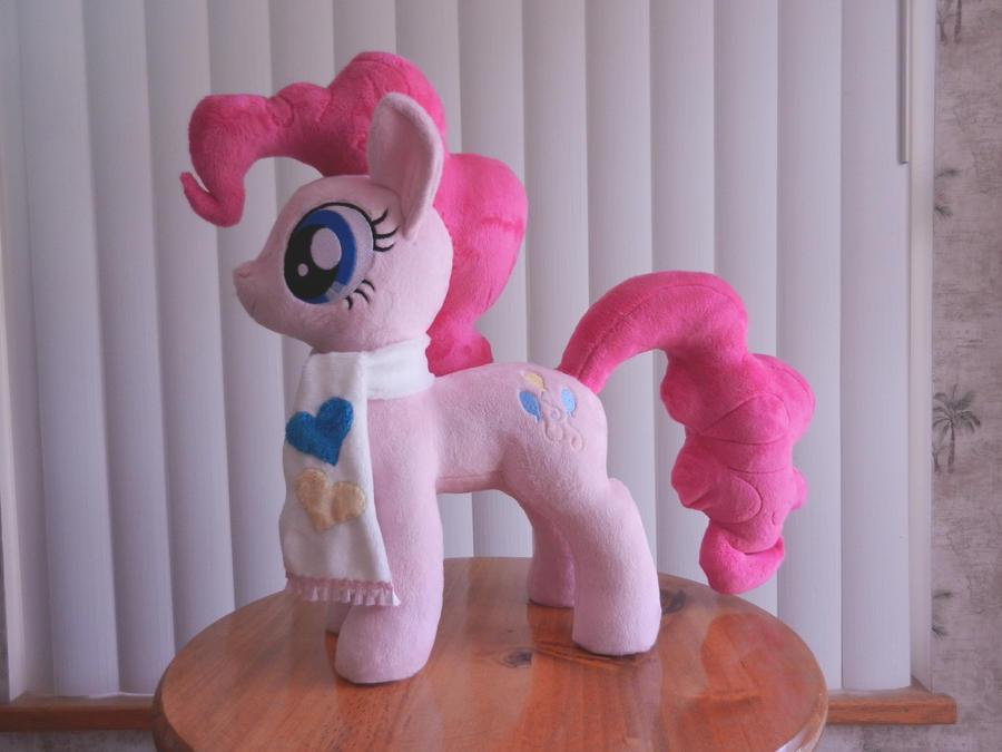 Pinkie Pie by EquestriaPlush