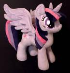 Alicorn Twilight Plush