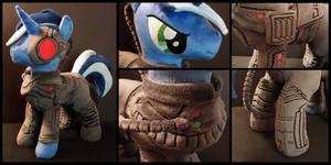 Borg Pony