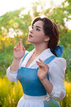 Beauty and the Beast Belle cosplay Disney