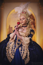 The Rose of Versailles Marie Antoinette Le'Atlass